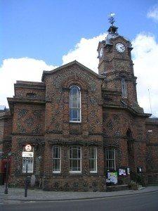 Historic Eye Town Hall
