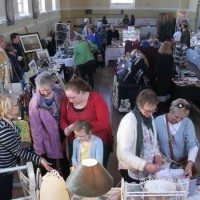Town Hall Craft Fair)