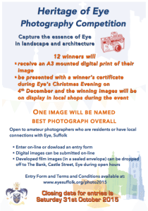 Heritage of Eye Photography Competition