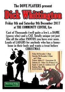 Dick Whittington main poster