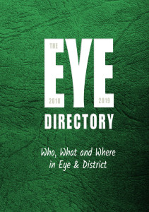 Directory front cover