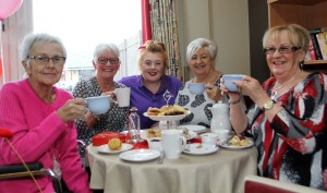 Local Care Home Supports Macmillan with Coffee Morning