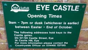 Eye Castle 2 of 2