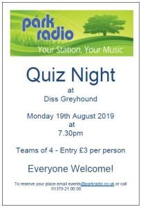 Greyhound Quiz