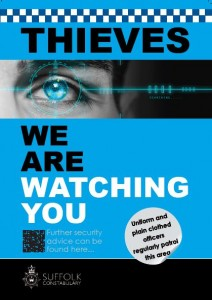 Thieves poster